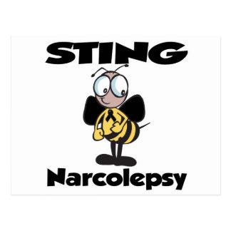 Narcolepsy de STING Postales