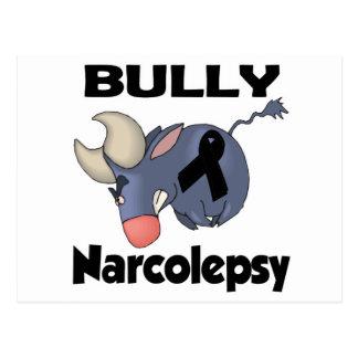 Narcolepsy del matón tarjetas postales