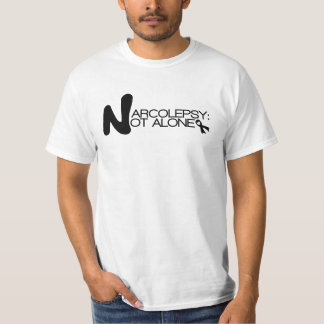 NARCOLEPSY: NOT ALONE™ Basic T-shirt