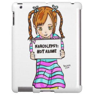 NARCOLEPSY: NOT ALONE™ iPad Case