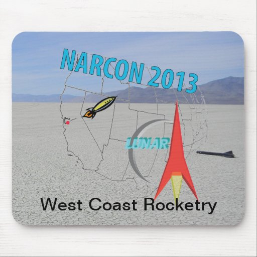 NARCON 2013 Mouse Pad