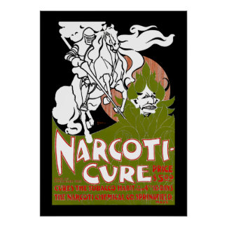 Narcoti-Cure Poster