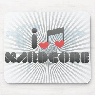 Nardcore fan mousepads