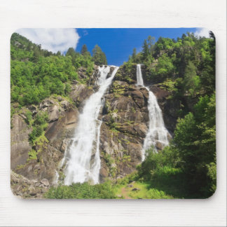 Nardis waterfall - Italy Mouse Pad