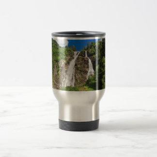 Nardis waterfall - Italy Travel Mug