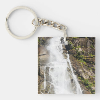 Nardis waterfalls,Italy Keychain