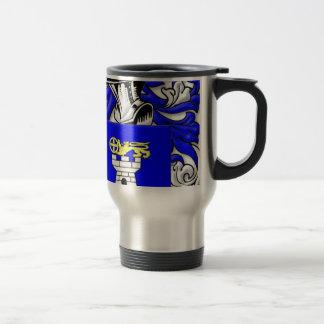 Nardo Coat of Arms Travel Mug