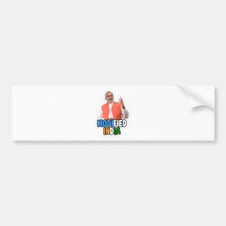 Narendra Modi Collection Bumper Sticker
