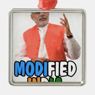 Narendra Modi Collection Metal Ornament