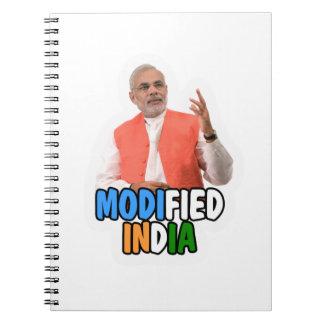 Narendra Modi Collection Spiral Note Book