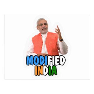 Narendra Modi Collection Postcard