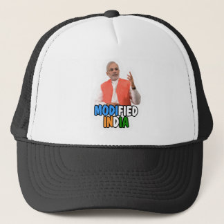 Narendra Modi Collection Trucker Hat