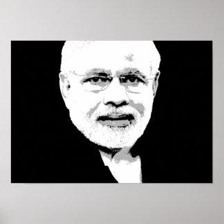 Narendra Modi Face Poster
