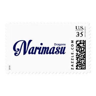 Narimasu Dragons Japan Postage