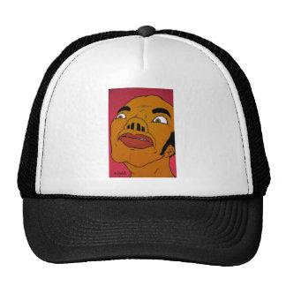 nariz del patio gorras de camionero