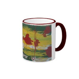 Nariz roja taza