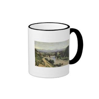 Narni, The Bridge of Augustus over the Nera Ringer Mug