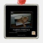 Narnia Portals Ornaments