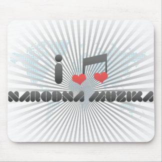 Narodna Muzika Mouse Pad