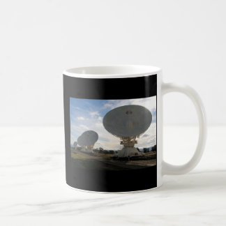 Narrabri CSIRO Radio telescopes Coffee Mug