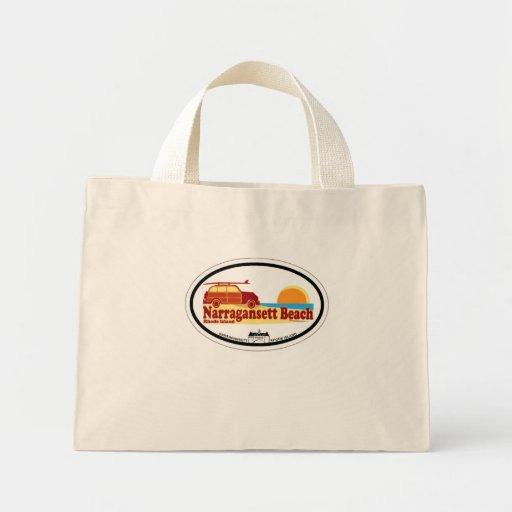 Narragansett. Canvas Bags