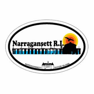 Narragansett. Cutout