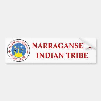 Narragansett Indian Tribe Bumper Sticker