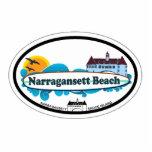 Narragansett. Photo Cut Out