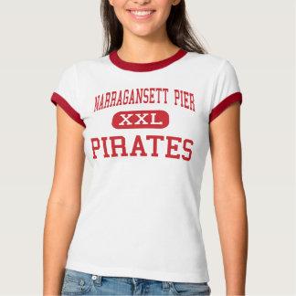 Narragansett Pier - Pirates - Narragansett T Shirt