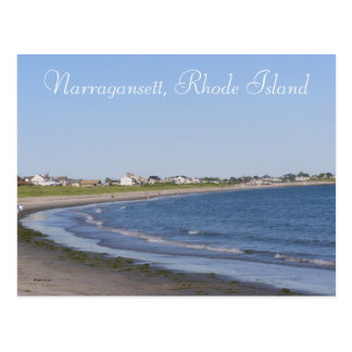 Narragansett, Rhode ... Postcard