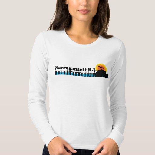 Narragansett. T-Shirt