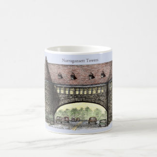 Narragansett Towers Coffee Mug