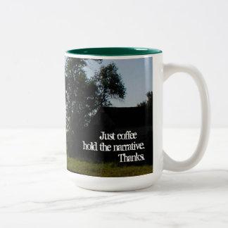 Narrative Coffee Mug #1