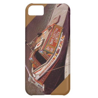 """Narrow Boat """"Gifford"""" Cover For iPhone 5C"""