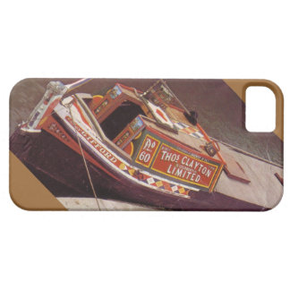 """Narrow Boat """"Gifford"""" iPhone 5 Covers"""