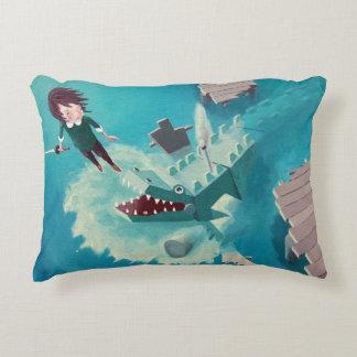 Narrow Escape Decorative Pillow