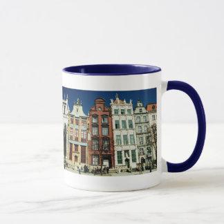 Narrow Houses Mug