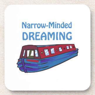NARROW MINDED DREAMING COASTERS