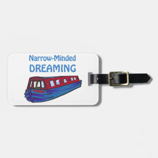NARROW MINDED DREAMING TAGS FOR BAGS