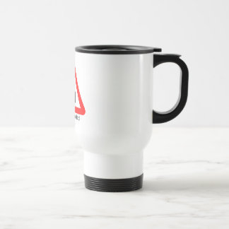 Narrow Minded Travel Mug