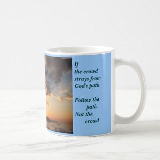 Narrow path mug