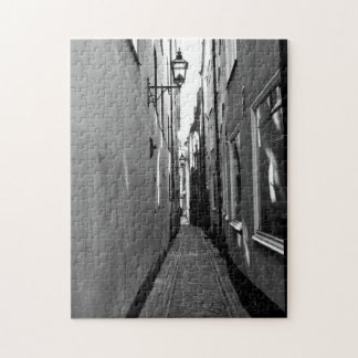 Narrow street in Stockholm Puzzles