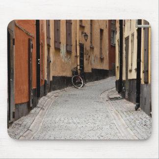 Narrow street mousepad