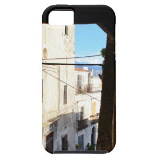 Narrow Streets Of Ancient Scalea iPhone 5 Cases