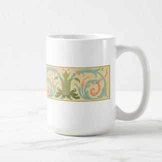 Narrow Strip Coffee Mug