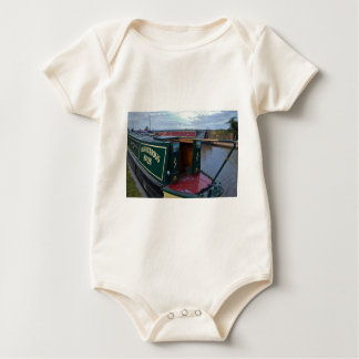 Narrowboat Illustrious Baby Bodysuit