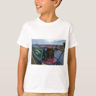 Narrowboat Illustrious T-Shirt