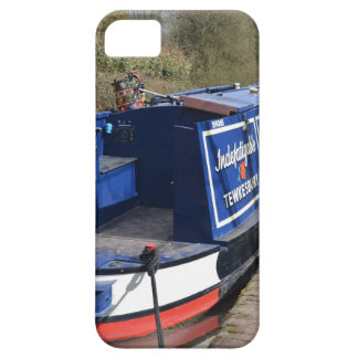 Narrowboat Indefatigable Case For The iPhone 5