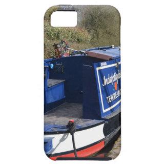 Narrowboat Indefatigable iPhone 5 Cases