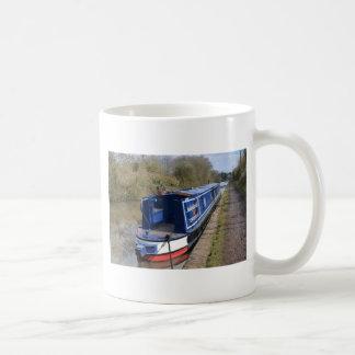 Narrowboat Indefatigable Coffee Mug